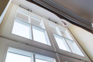 Okna stylizowane