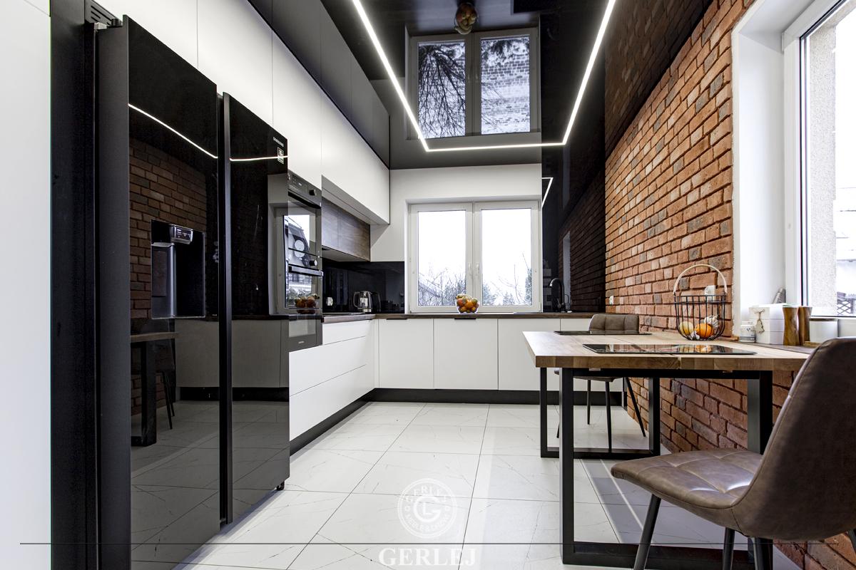 Kuchnia biała malowana
